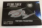 Star Trek Discovery Starships Collection #1 USS Shenzhou NCC-1227 Starship Eaglemoss